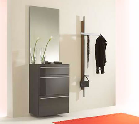 sch fer raumgestaltung m bel f r flur und diele. Black Bedroom Furniture Sets. Home Design Ideas